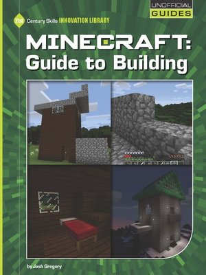 cover image of Minecraft - Guide to Building